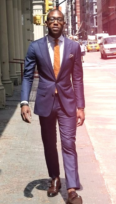 Mens Suit Fashion
