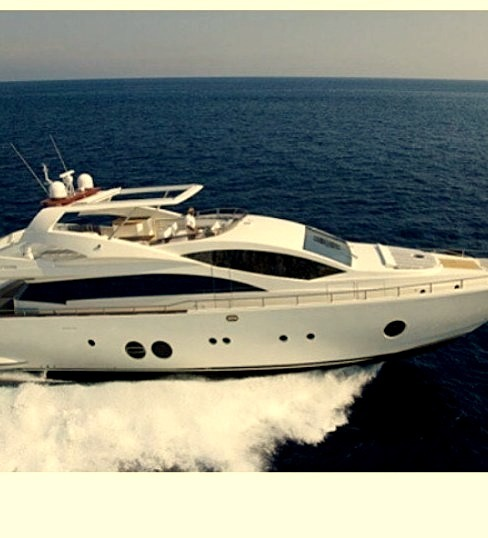 Luxury Speed Boat and Yacht