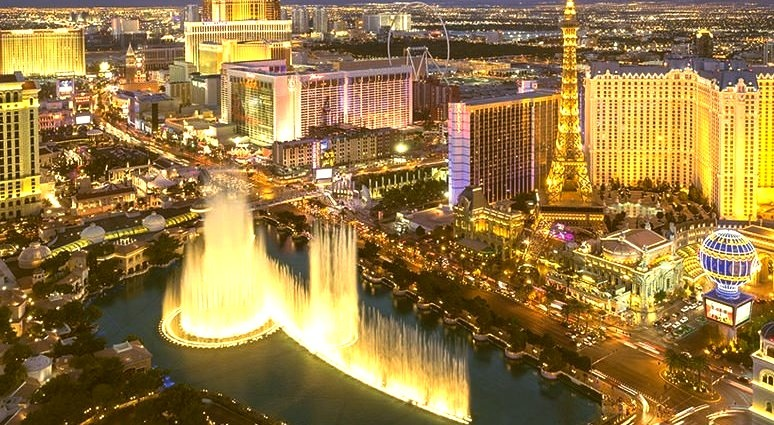 Las Vegas, Nevada - Incredible View