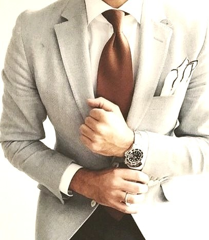 Suited !