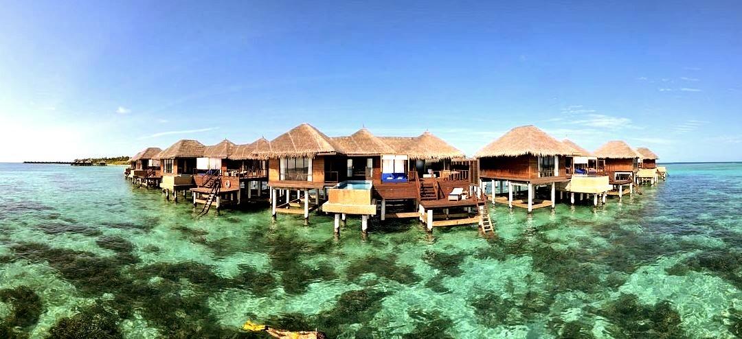 Coco Bodu Hithi - Maldives